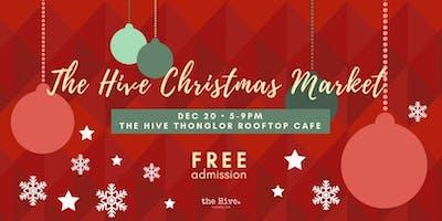 The Hive Christmas Market