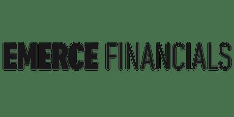 Emerce Financials 2019 tickets