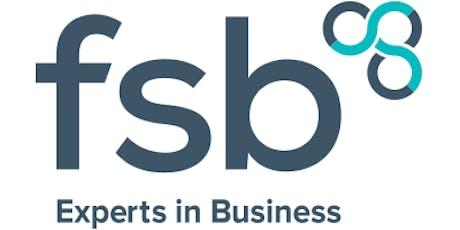 FSB North London Networking Breakfast tickets