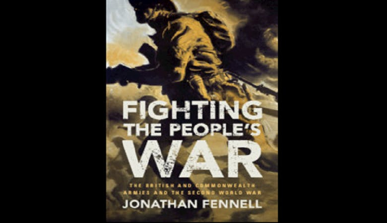 Book Launch 'Fighting the People's War' - Dr Jonathan Fennell