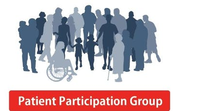 Patient Participation Group Meeting  tickets