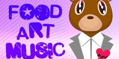 Food Art Music 2