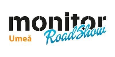 Monitor Roadshow Norra Sverige – Umeå 22/1 2019