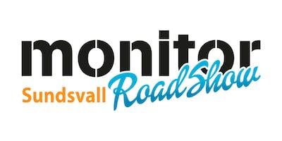 Monitor Roadshow Norra Sverige – Sundsvall 23/1 2019