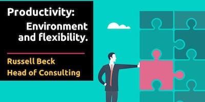 Productivity Environment Flexibility Basingstoke