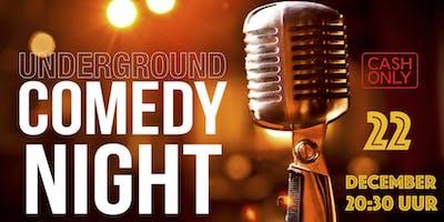 Comedy Night Amsterdam