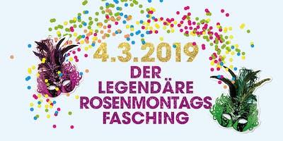 Rosenmontagsfasching im PARKS am 04.03.2019
