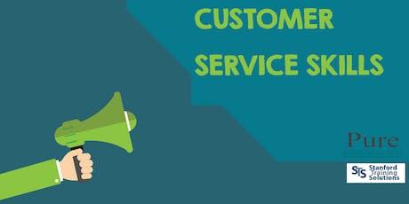Customer Service Skills  tickets