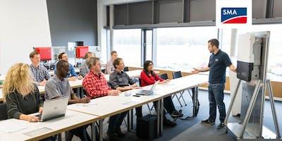 Auslegung und Inbetriebnahme von SMA-Speichersystemen - Praxisseminar | 13 Mai - 14 Mai