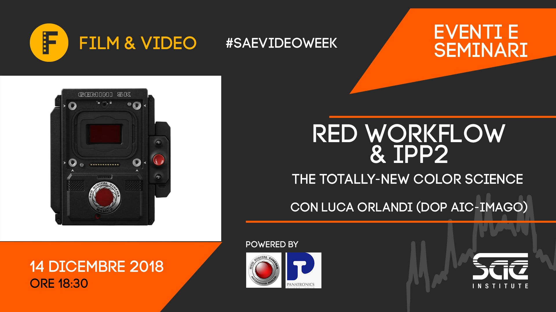 RED WORKFLOW & IPP2: THE TOTALLY-NEW COLOR SC