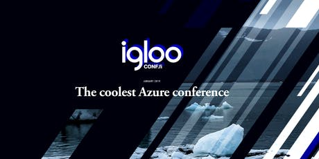 IglooConf 2020 - The Most Northern Azure Conference tickets