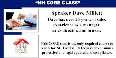 3 Hour NH Core Class