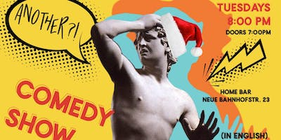 Another Comedy Show - Christmas Party!