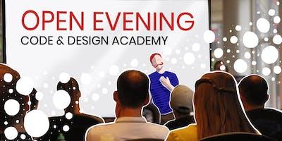 Codaisseur Code & Design Academy Open Evening