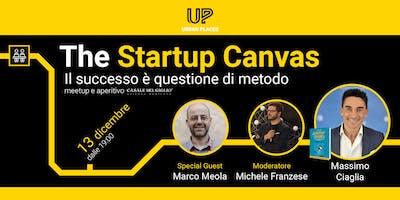 Urban Places - The Startup Canvas: il successo è questione di metodo!