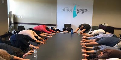 Introduction to Office Yoga, CO-December 14