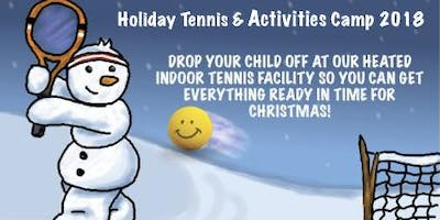 Holiday Tennis and Activities Camp