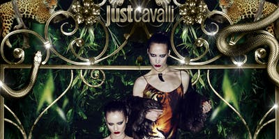 Cosa fai questo venerdì? Vieni al Just Cavalli, where the best parties are! ✆ 335 5290025