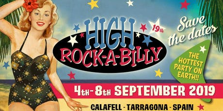 HIGH ROCK-A-BILLY # 19 entradas