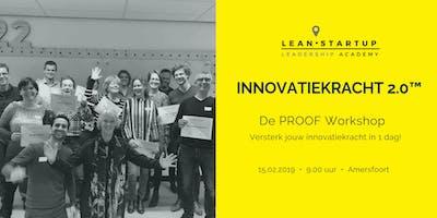 Innovatiekracht 2.0 - The Inner & Outer Game