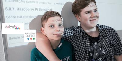 Code + English: Winterferien / Kids ab 8 Jahre