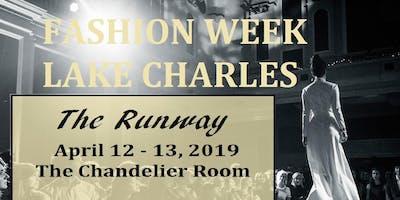 Fashion Week Lake Charles 2019 - THE RUNWAY