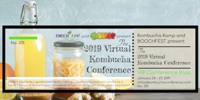 2019 Virtual Kombucha Conference (Online)