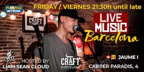 Barcelona Music Showcase - the best talent in Barcelona! tickets