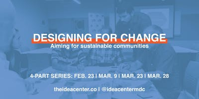 Designing for Change: Aiming for sustainable communities