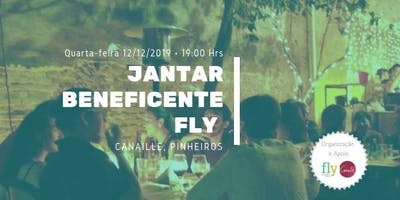 Jantar Beneficente Fly no Canaille