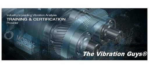 Mobius ISO Category II Vibration Analysis Training & Certification