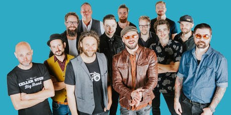 Django 3000 & Keller Steff BIG Band - Zelt Tour 2019 - Schönthal Tickets
