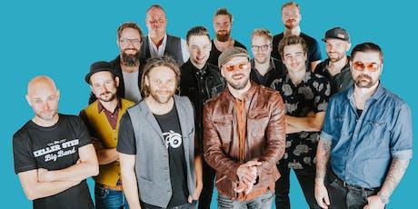 Django 3000 & Keller Steff BIG Band - Zelt Tour 2019 - Schönthal tickets