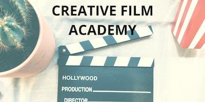 Kickstart voor ambitieuze filmmakers (7 januari 20