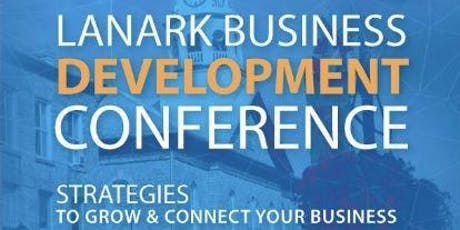 Lanark Business Development Conference tickets