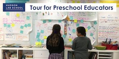 Tour for Preschool Educators