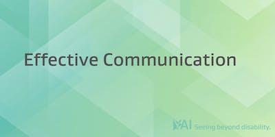 Effective Communication - Long Island Workshop