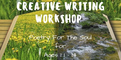 Creative Writing Workshop for Ages 11 - 14