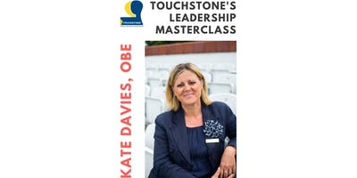 Touchstone's Leadership Masterclass: Kate Davies OBE