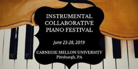 Instrumental Collaborative Piano Festival tickets