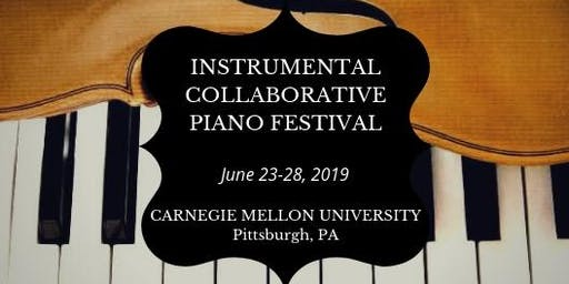 Instrumental Collaborative Piano Festival