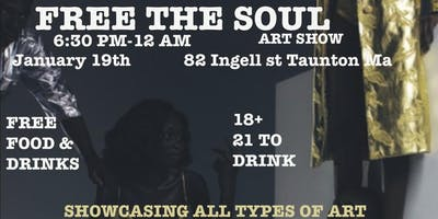 Free the Soul Art Show