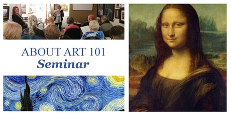 About Art 101 Seminar tickets