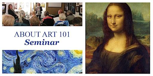 About Art 101 Seminar