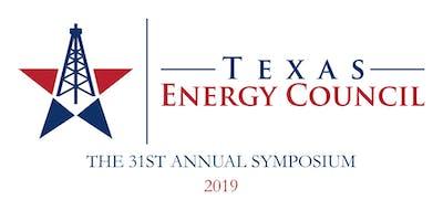 The 31st Annual Texas Energy Council Symposium