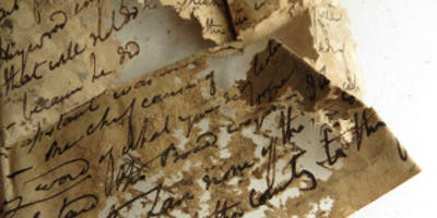 FREE TALK: Conserving the Letters and Notebooks of Dr Richard Bright