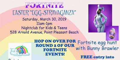 """Fortnite - Easter """"Egg-stravaganza""""!"""