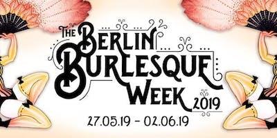 Berlin Burlesque Week Early Bird Weekend Pass