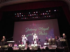 Johnny Angel and The Halos Christmas Show