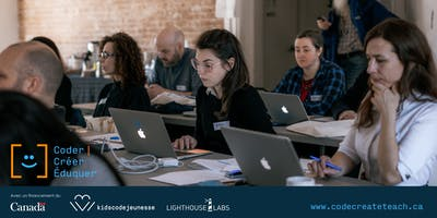 Coder Créer Éduquer: Saguenay